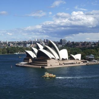 Learn Australian Accent-Opera House