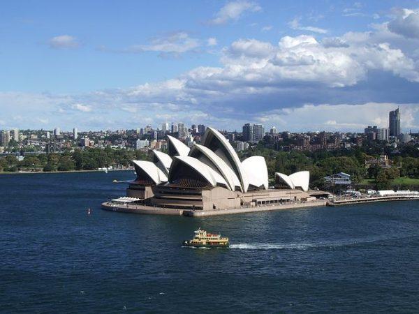 Australian Landmark-Sydney Opera House