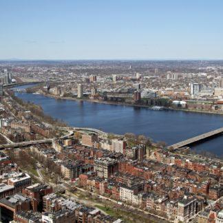 Boston-River Charles