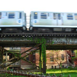 Chicago Loop-Elevated Train