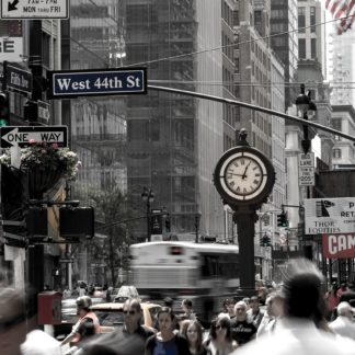 New York City-West 44th Street