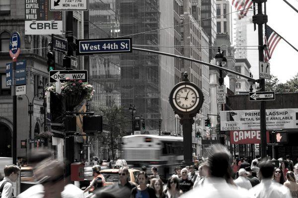New York City-West 44th Street