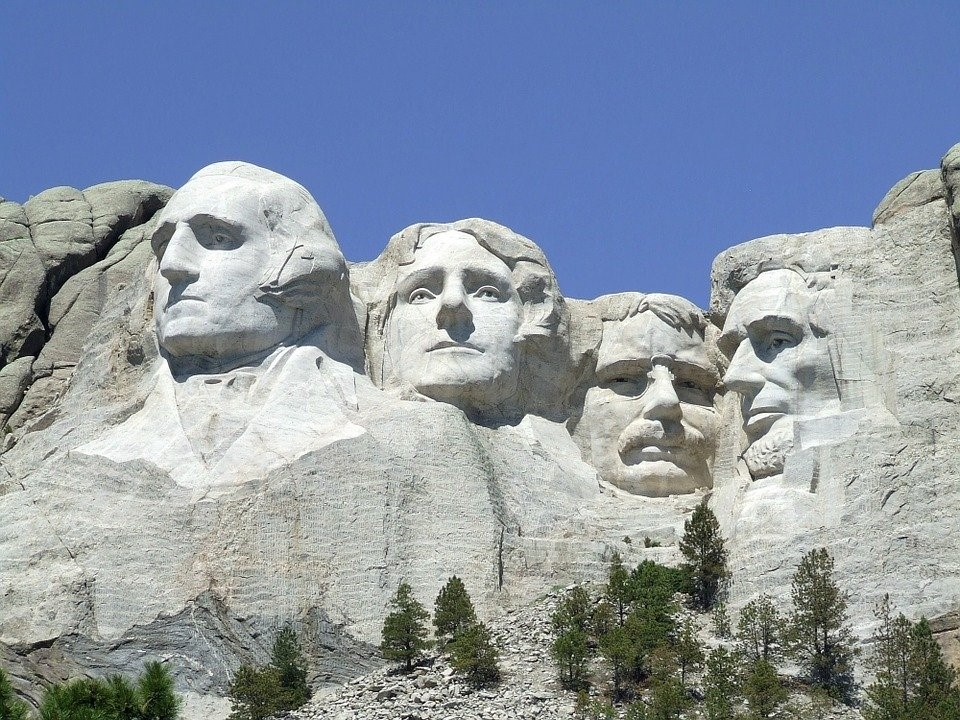 Learning American Regional Accents-Mount Rushmore