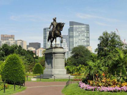 Learn Boston Accent-Paul Revere statue