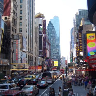 Learning New York City Accent-Broadway